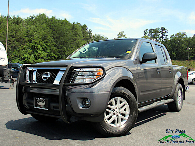 North Georgia Ford - Used 2017 Nissan Frontier