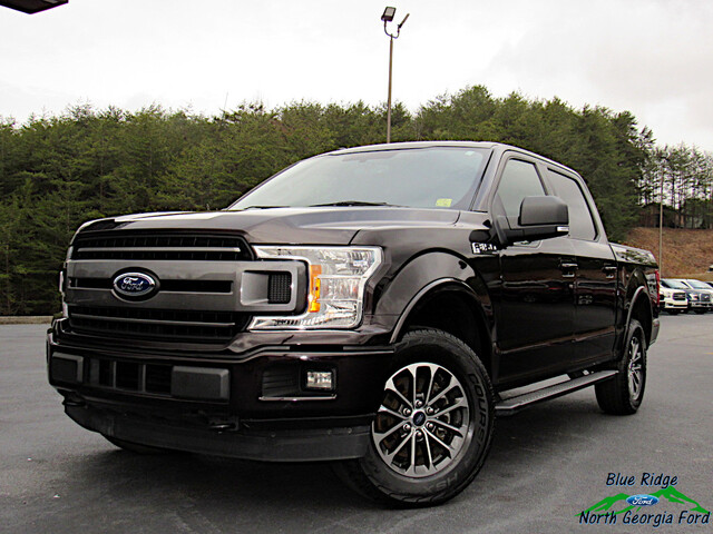 North Georgia Ford - Used 2018 Ford F-150