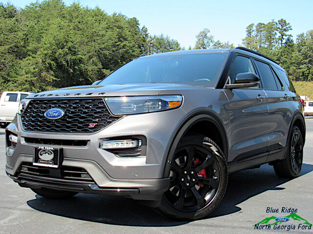 North Georgia Ford - New 2021 Ford Explorer