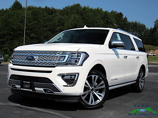 North Georgia Ford - New 2021 Ford Expedition Max