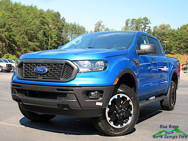 North Georgia Ford - New 2021 Ford Ranger