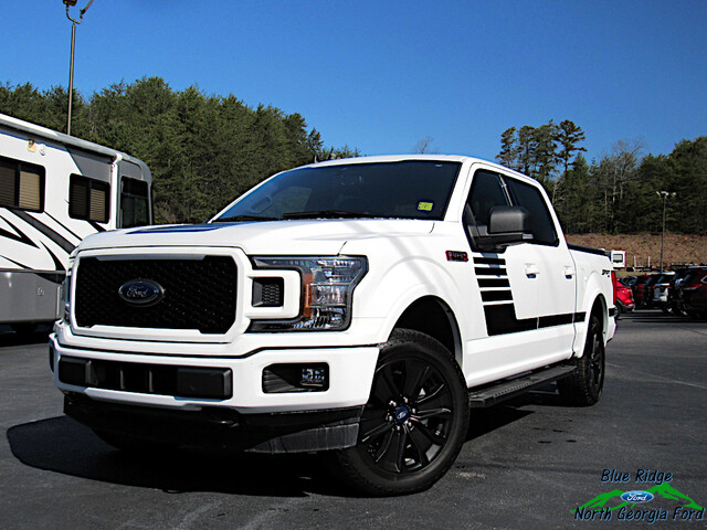 North Georgia Ford - Used 2019 Ford F-150