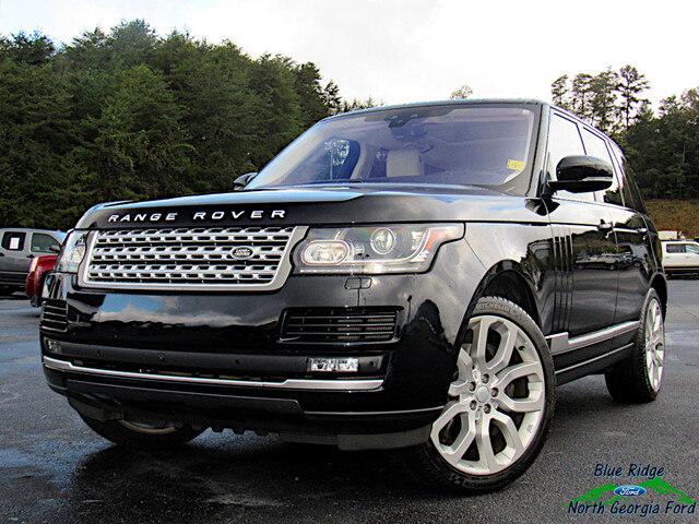 North Georgia Ford - Used 2017 LAND ROVER RANGE ROVER