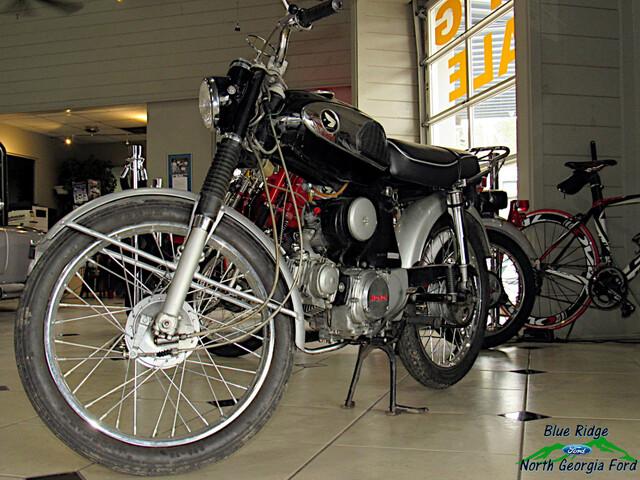 North Georgia Ford - Used 1964 HONDA MOTORCYCLE S90
