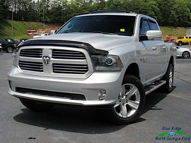 North Georgia Ford - Used 2014 RAM 1500