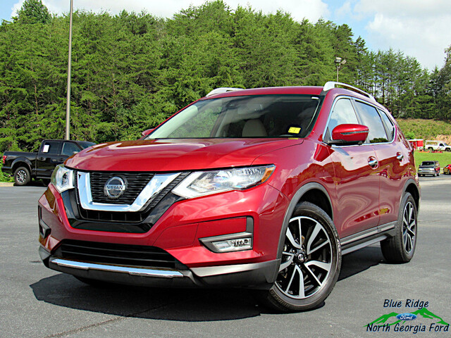 North Georgia Ford - Used 2019 Nissan Rogue