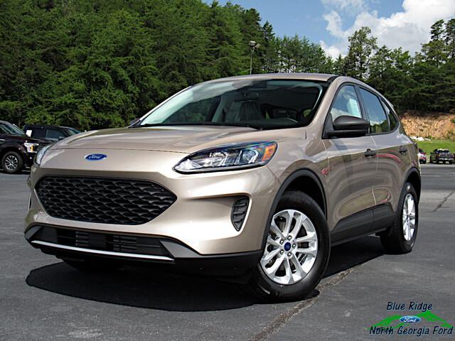 North Georgia Ford - New 2021 Ford Escape