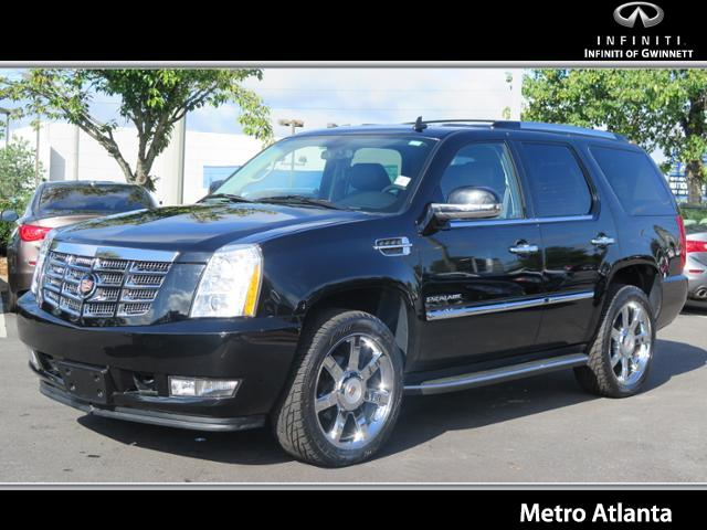 2014 CADILLAC ESCALADE AWD 4DR LUXURY Navigation System Roof - Power Sunroof Roof-SunMoon All