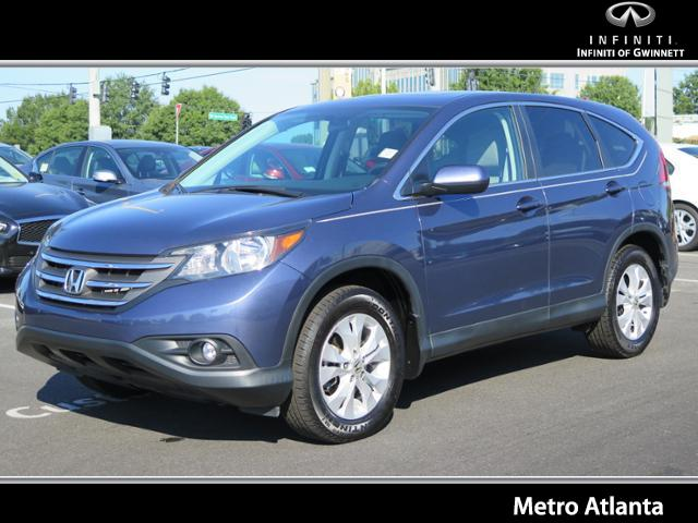 2014 HONDA CR-V 2WD 5DR EX Roof - Power Sunroof Roof-SunMoon Front Wheel Drive Park AssistBac