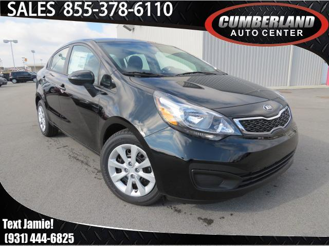 2015 KIA RIO 4DR SDN AUTO EX Front Wheel Drive AMFM Stereo CD Player Audio-Satellite Radio MP