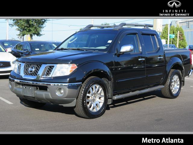 2011 NISSAN FRONTIER 2WD CREW CAB SWB AUTO SL Heated Front Seats Heated Seats Seat-Heated Driver